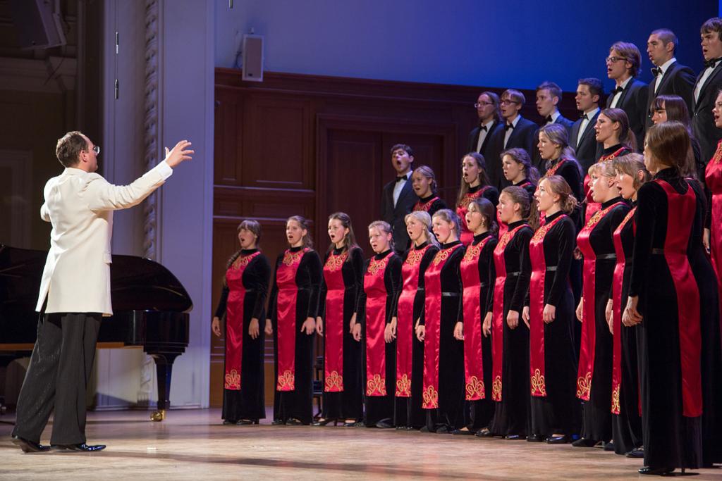 В Большом зале консерватории состоится хоровой гала