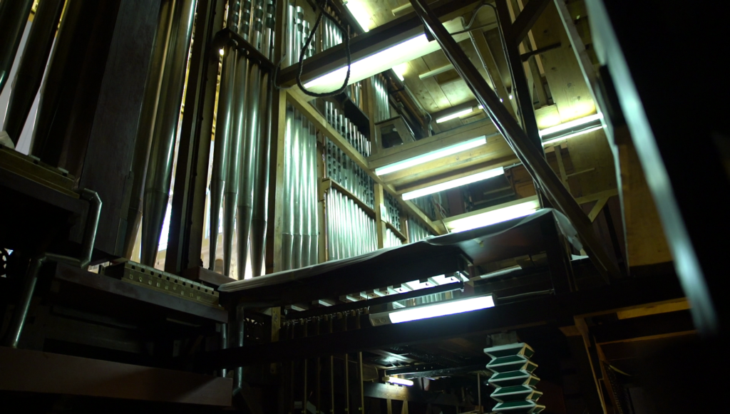 В Новой Третьяковке состоится специальный показ фильма  «Симфония органа»