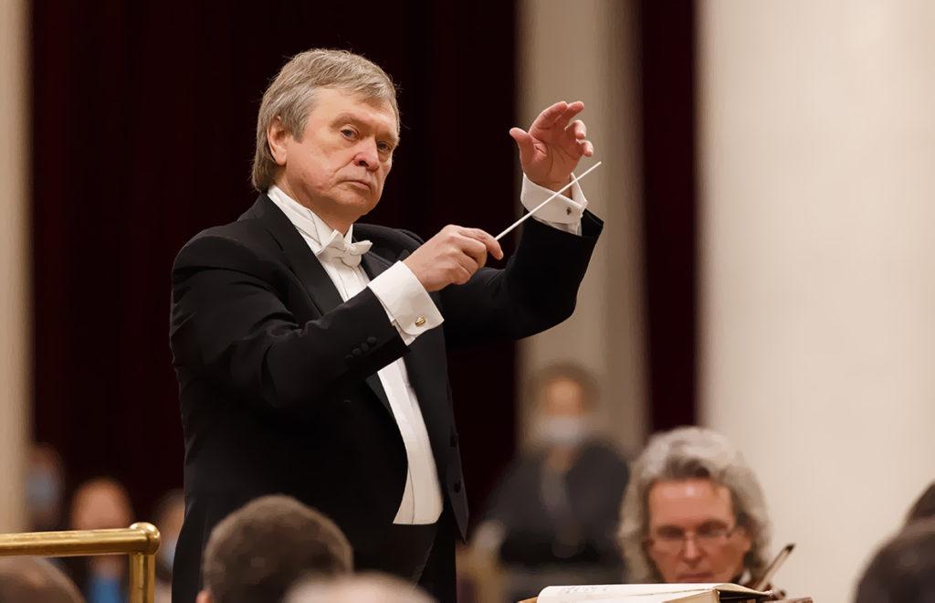 Программа Арвида Янсонса продолжит цикл исторических концертов в Петербургской филармонии