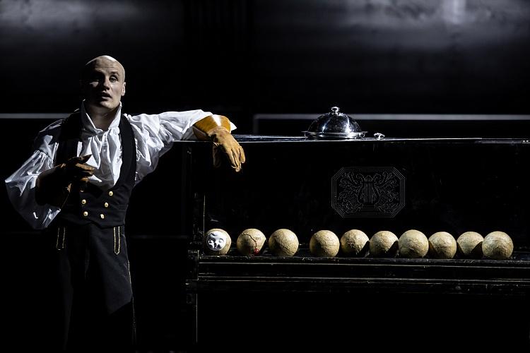 В «Гоголь-центре» покажут спектакль о писателе Владимире Одоевском