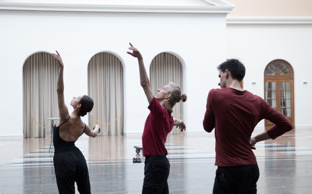 МАМТ проводит кастинг в балетную труппу