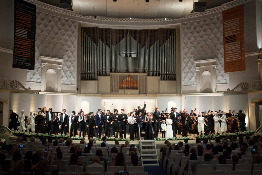 Grand Piano Competition пройдет в Москве в третий раз