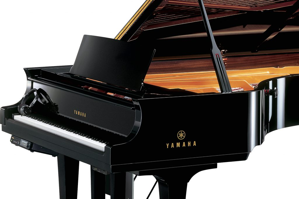 Дисклавиры Yamaha