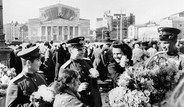 В Большом театре представят программу «На всю оставшуюся жизнь» в честь Дня Победы