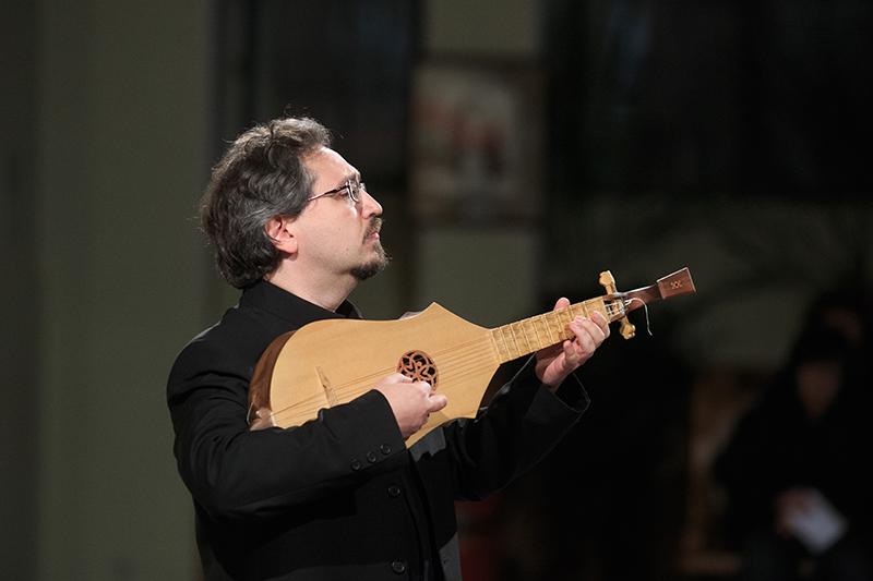 Фестиваль средневековой музыки Musica Mensurata стартует в середине апреля