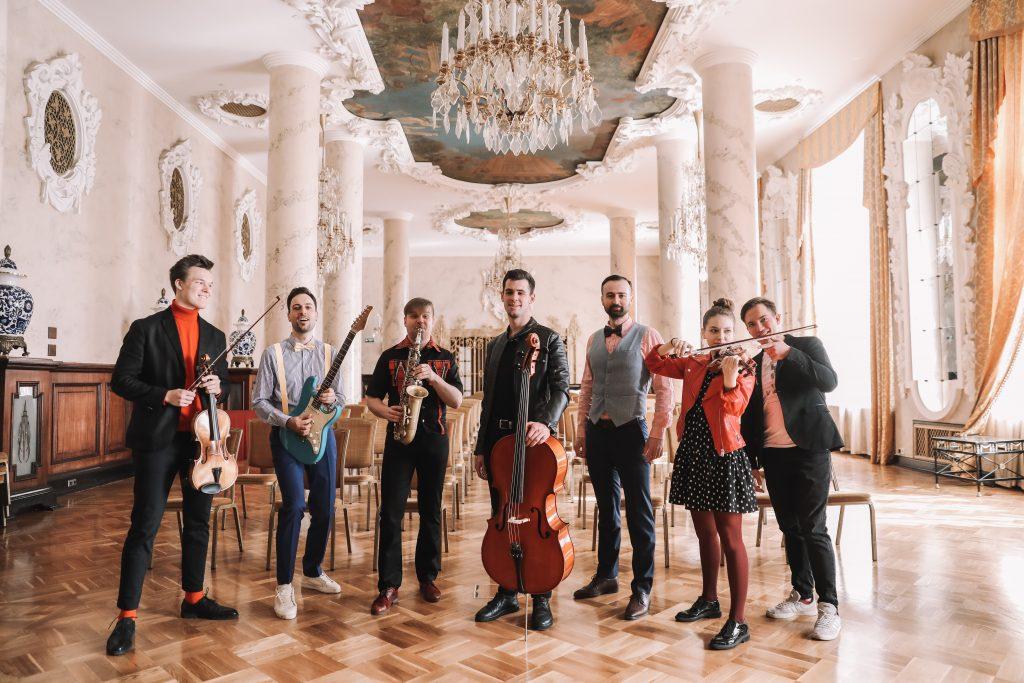 Imperialis Orchestra даст симфоническое шоу в высотке на Каланчевской улице