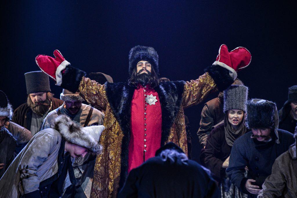 Баттл по-русски: песня, сказка или рок