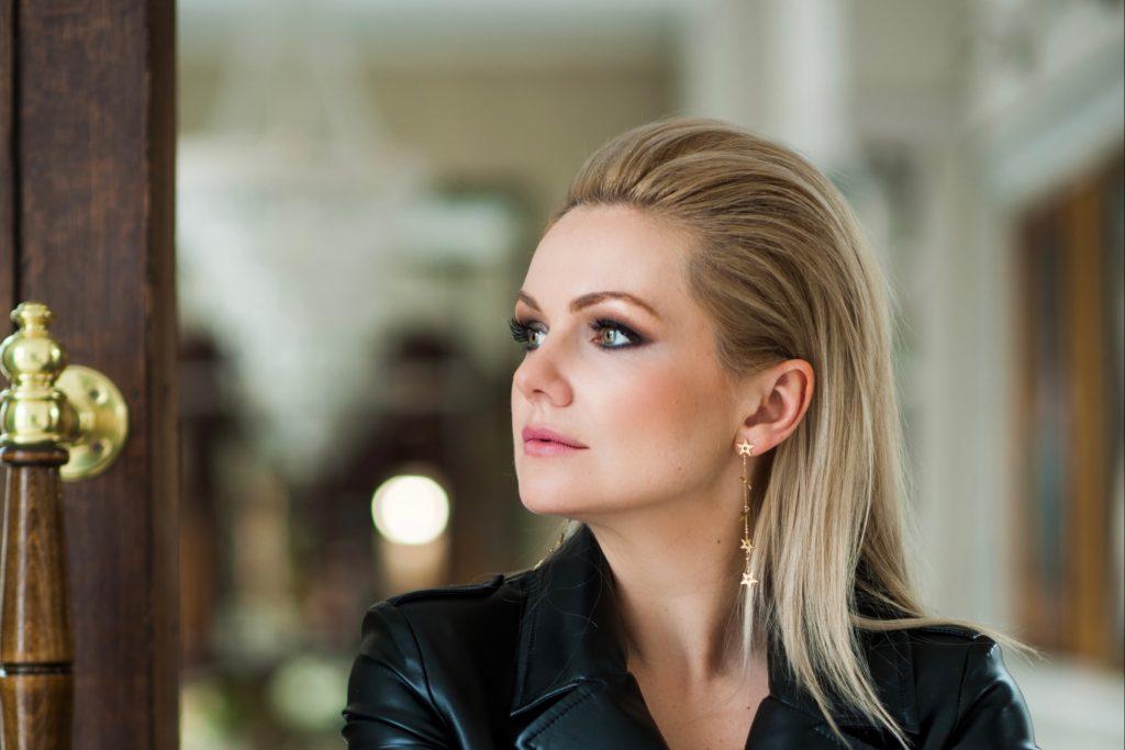 Катажина Мацкевич: <br>А мне нравится петь оперетту!