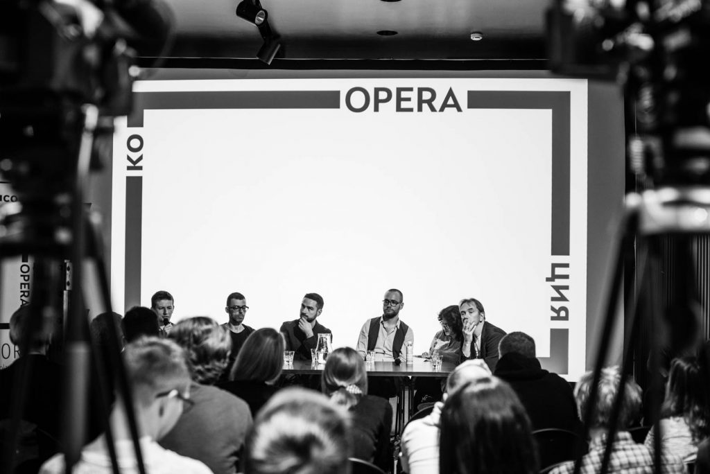 Лаборатория  «КоOPERAция-2021» открывается в «Новой Опере»