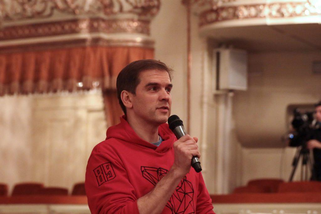 Сергей Новиков: <br>Для меня самым интересным является процесс расшифровки замысла композитора