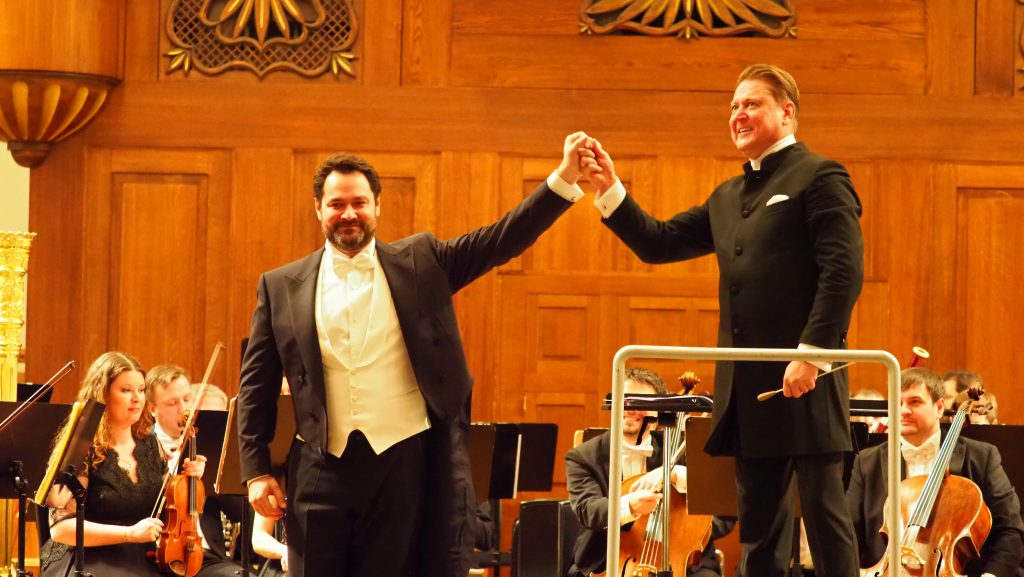 Ильдар Абдразаков и Александр Сладковский выступят в Концертном зале имени Чайковского