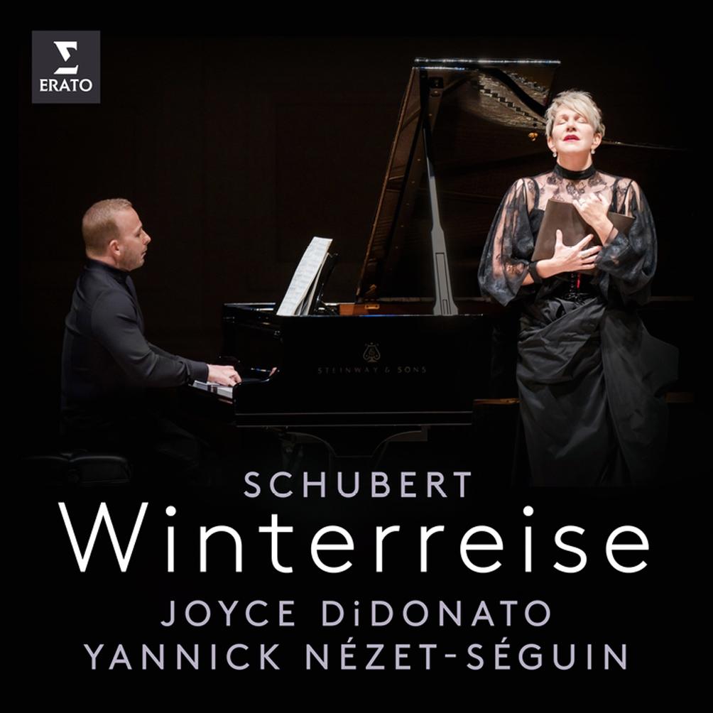 Schubert: Winterreise <br>Joyce DiDonato <br>Yannick Nézet-Séguin <br>Erato