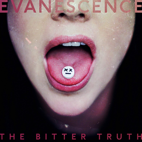 EVANESCENCE <br>THE BITTER TRUTH <br>SONY MUSIC ENTERTAINMENT