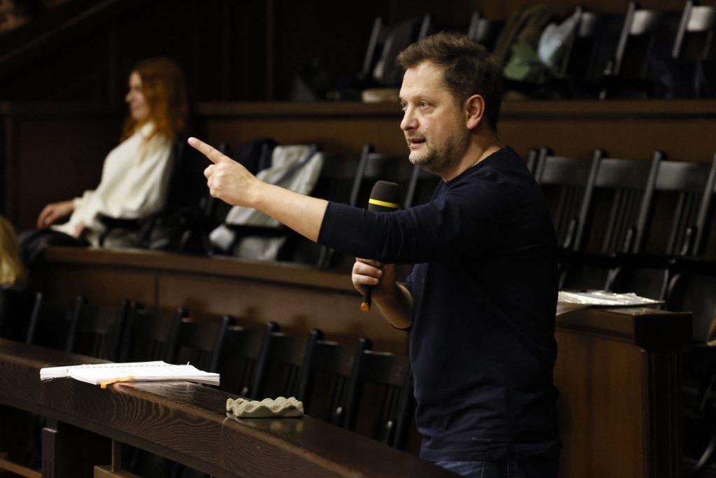 Евгений Писарев: <br>В «Мазепе» меня привлекают необузданные страсти и людские амбиции