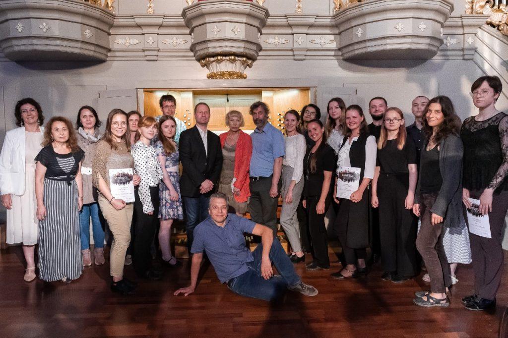 В Калининграде завершились Международные органные ассамблеи