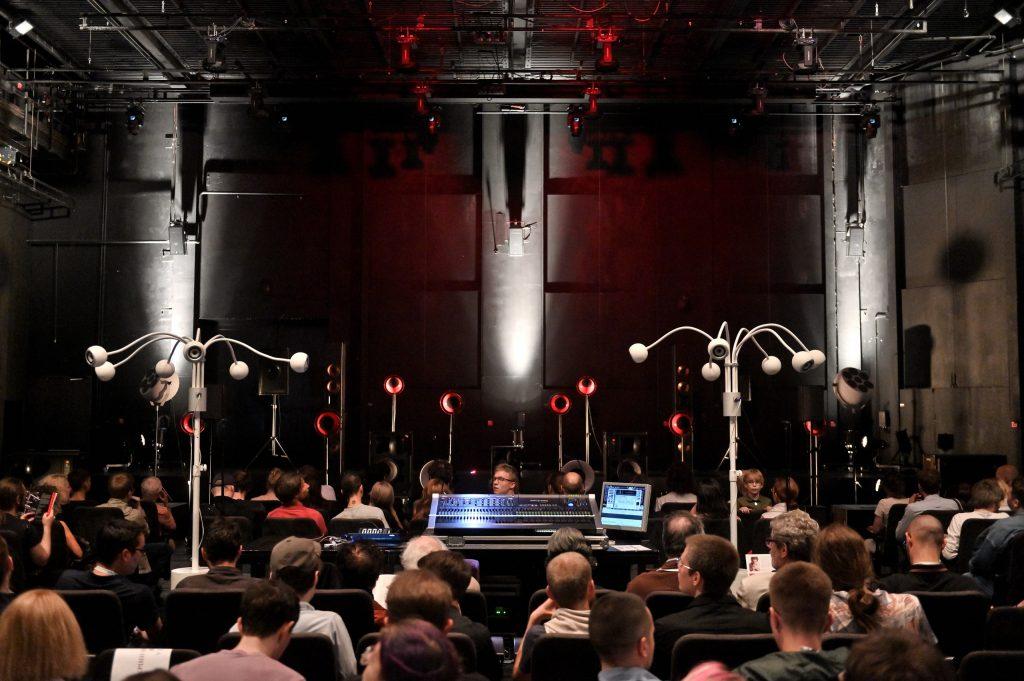 Фестиваль «Акусмониум» возвращается в летнюю афишу Александринского театра