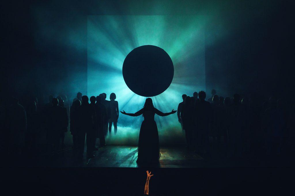 «Иоланта» Чайковского: инверсия и выворотка