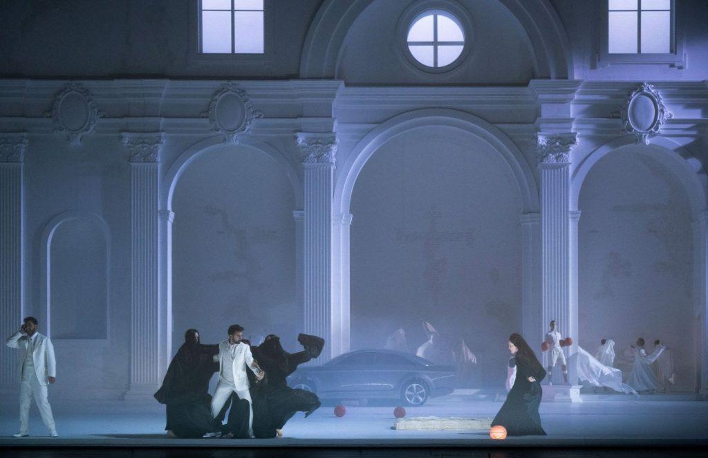 Открывается оперная программа Зальцбурга