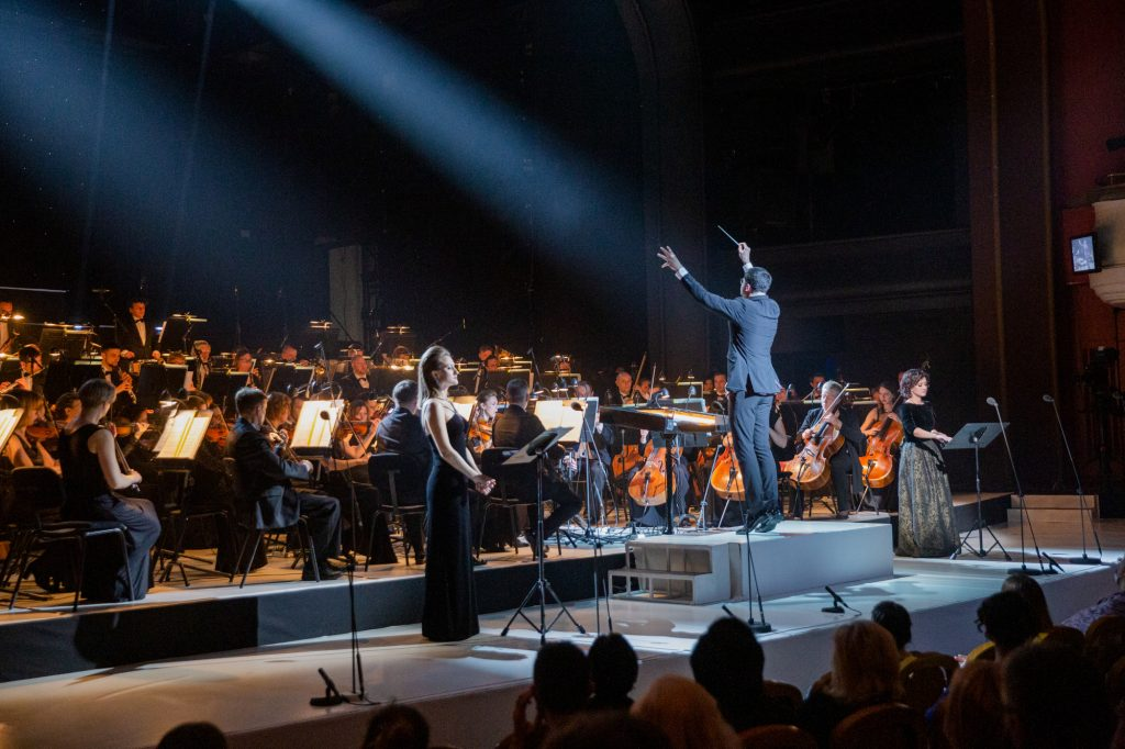 «Новая Опера» открывает сезон