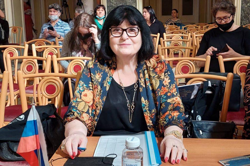 Маквала Касрашвили: <br>В пении сразу слышно, есть ли у человека интеллект