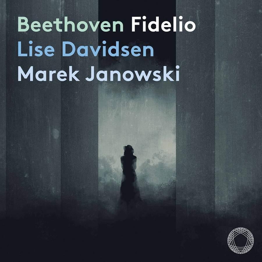 Beethoven: Fidelio <br>Lise Davidsen, Christian Elsner <br>Dresdner Philharmonie, Marek Janowski <br>Pentatone