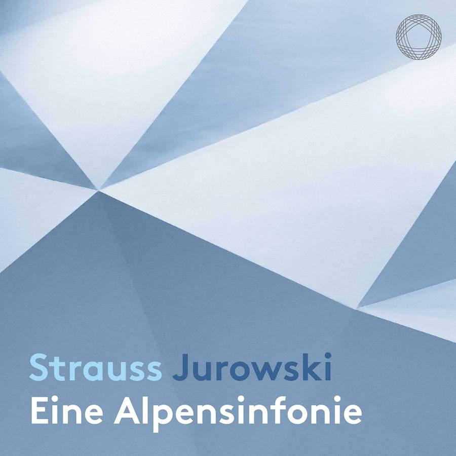 Strauss: Eine Alpensinfonie <br>Rundfunk-Sinfonieorchester Berlin Vladimir Jurowski <br>Pentatone