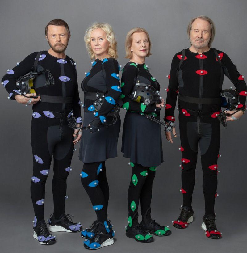 ABBA возвращается спустя сорок лет