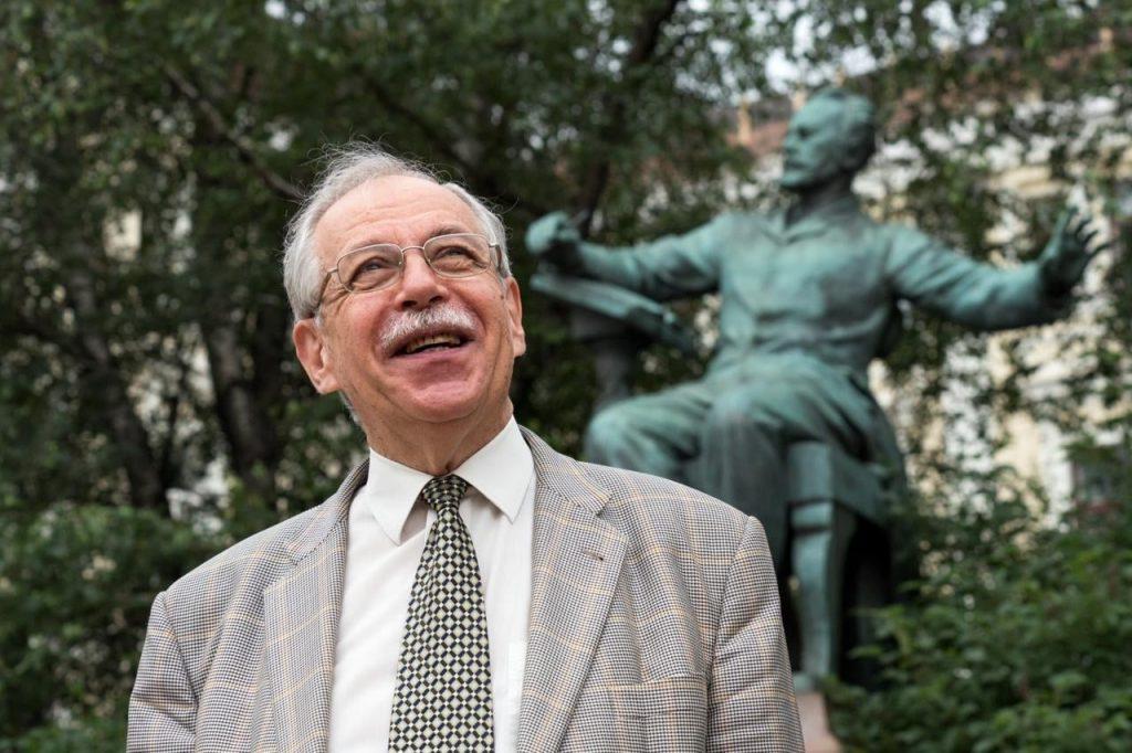 Ушел из жизни известный композитор, хоровой дирижер, профессор Юрий Анатольевич Евграфов