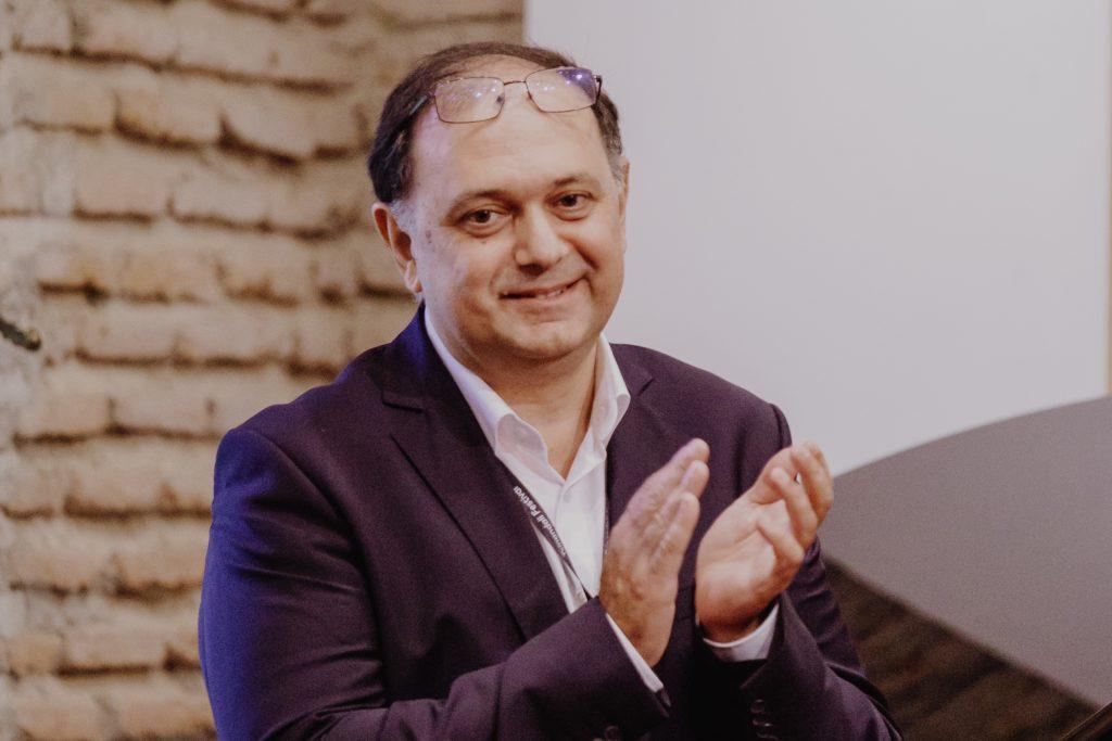 Давид Сакварелидзе: <br>Фестиваль в Цинандали – это образовательный центр
