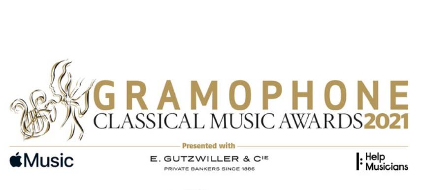 Диск ГАСО претендует на приз издания Gramophone