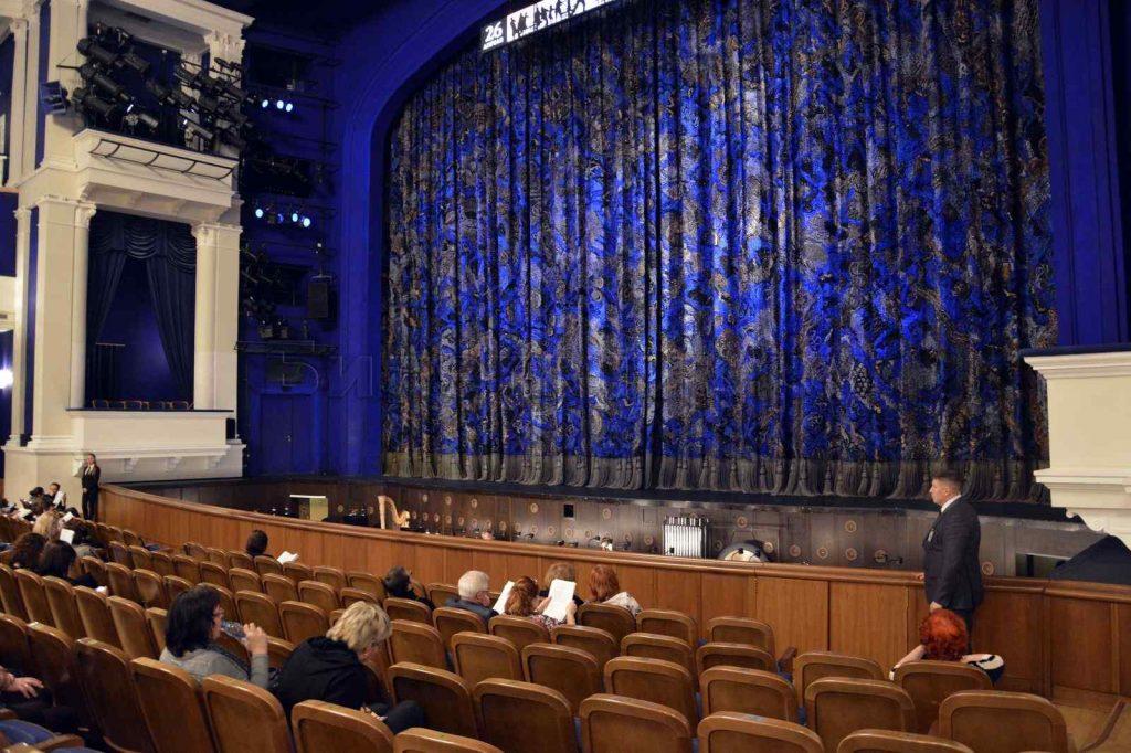 Театр Станиславского и Немировича-Данченко представил планы на новый сезон