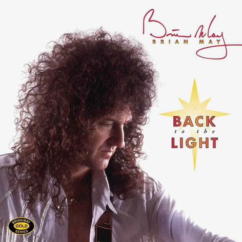 Brian May <br>Back to the Light <br>EMI Impor
