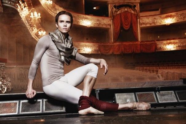 Новосибирскую балетную труппу возглавил российский танцовщик Леонид Сарафанов