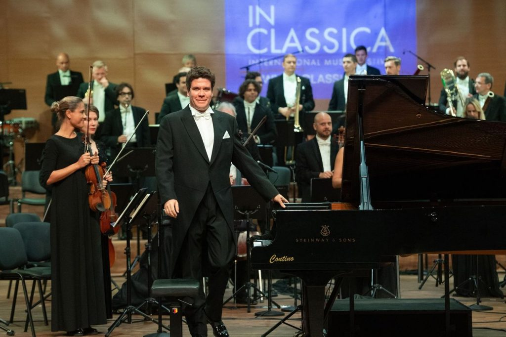 Денис Мацуев и Российский национальный оркестр завершили фестиваль InClassica в Дубае