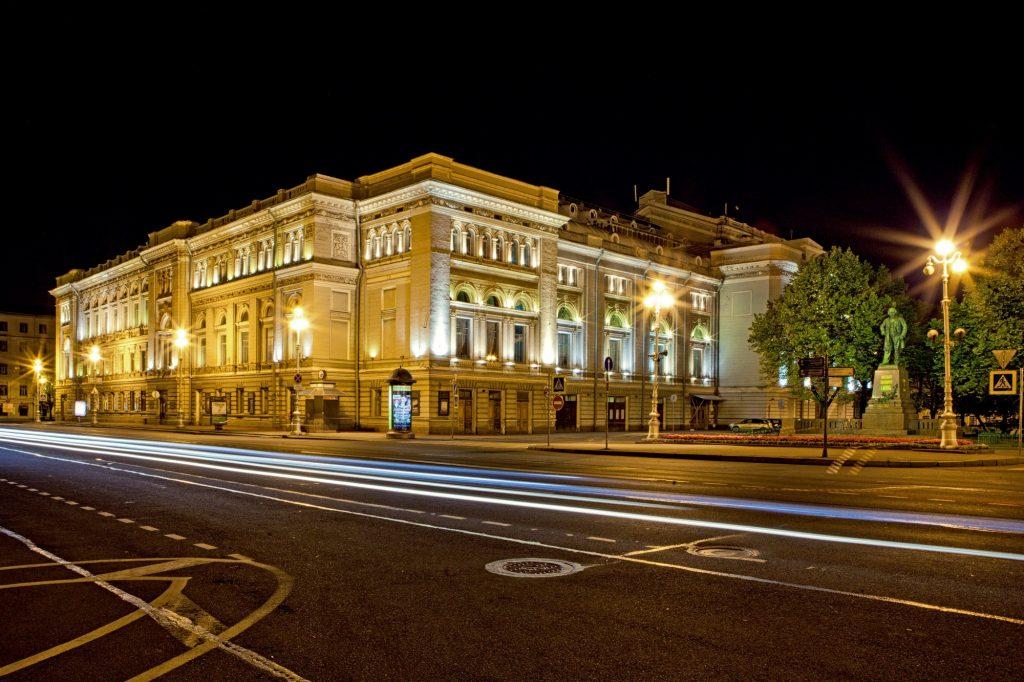 Санкт-Петербургская консерватория проведет фестиваль «Международная неделя консерваторий»
