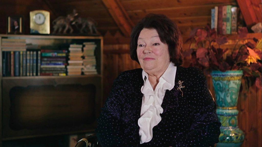 На 89-м году жизни скончалась Бэла Руденко
